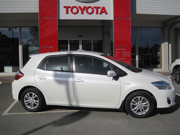 Toyota Auris 1,8 Hybrid Advance HSD  2012, 61625 km, kr 189000,-