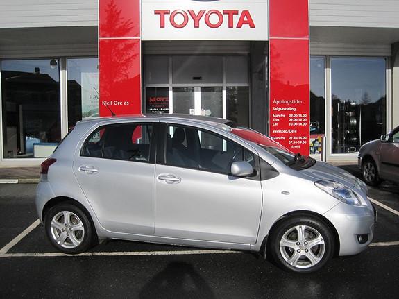 Toyota Yaris 1,4 D-4D S-Edition  2011, 76995 km, kr 135000,-