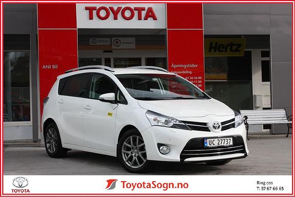 Toyota Verso D-4D Executive  2013, 44000 km, kr 299000,-