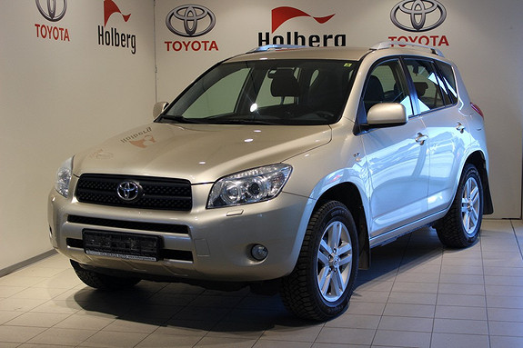Toyota RAV4 2,2 D-4D 136hk DPF Sport  2007, 153700 km, kr 169000,-