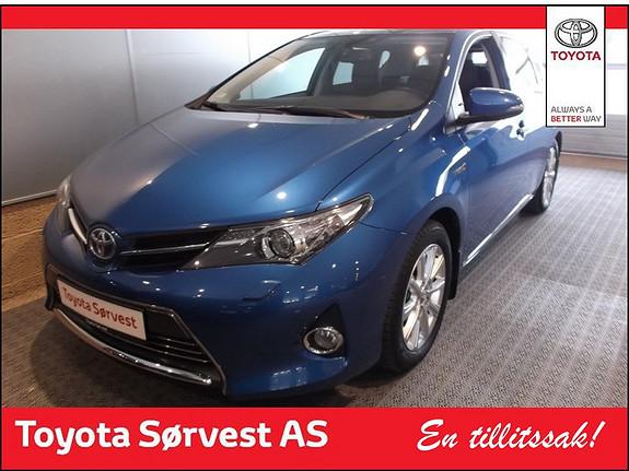 Toyota Auris 1,8 Hybrid E-CVT Executive  2014, 12000 km, kr 269000,-