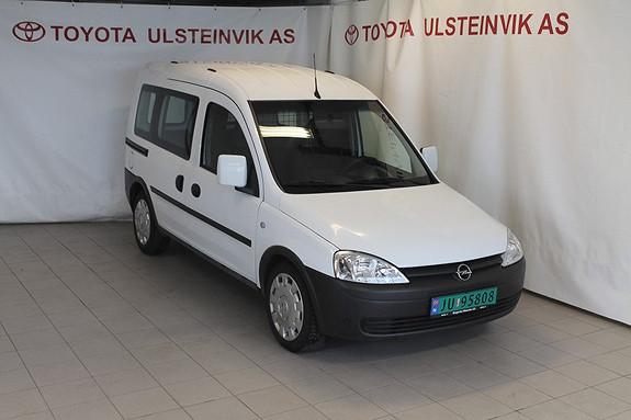 Opel Combo 1,3 CDTI  2007, 83000 km, kr 49000,-