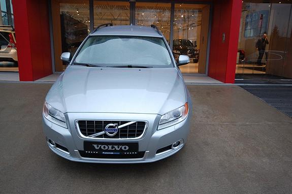Volvo V70 D2 Momentum 109g Meget pen bil med lav km.st  2011, 46000 km, kr 269000,-