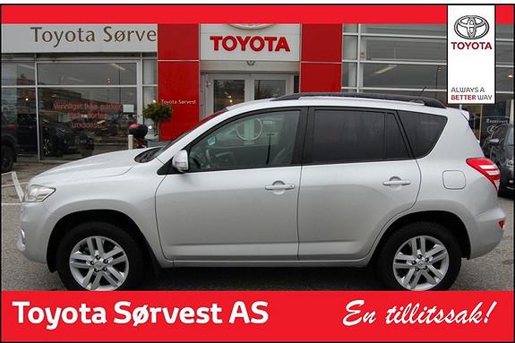 Toyota RAV4 2,0 VVT-i Vanguard Executive Multidrive S  2010, 54022 km, kr 279000,-