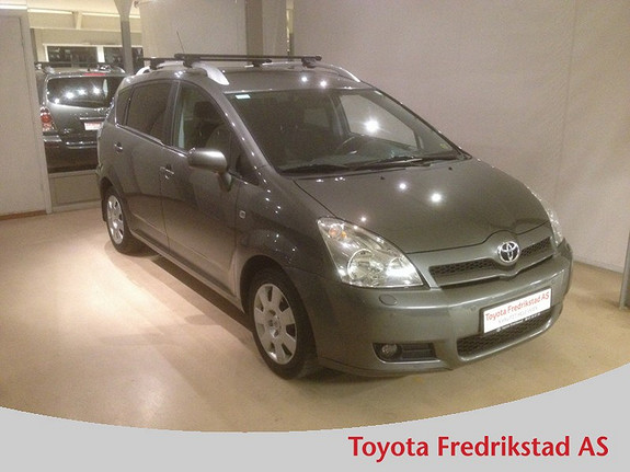 Toyota Corolla Verso 1,8 Sol 7-SETER, KUN KJØRT 98 500 KM  2007, 98500 km, kr 129000,-