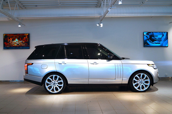Land Rover Range Rover Vogue 258hk /