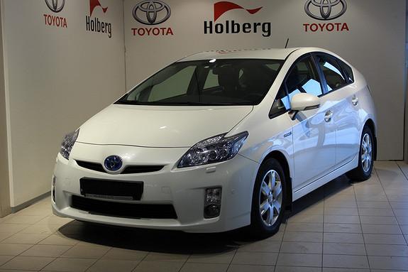 Toyota Prius 1,8 VVT-i Hybrid Executive - flott bil med mye utstyr  2010, 85000 km, kr 179000,-