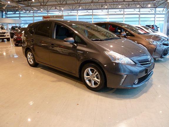 Toyota Prius+ Seven 1.8 VVT-i Hybrid Executive DEMO 136 HK  2014, 10800 km, kr 349000,-