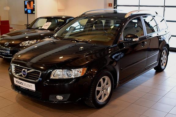 Volvo V50 DRIVe Limited Edition start/stop Skinn, Norskbil, Bluetooth, Webasto med timer, Ryggesens  2012, 74900 km, kr 189000,-
