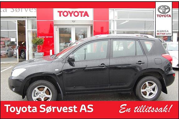 Toyota RAV4 2,0 VVT-i  2006, 51874 km, kr 189000,-