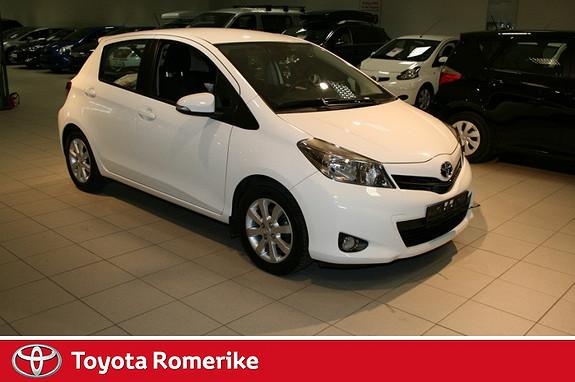 Toyota Yaris 1,33 Style Multidrive S  2012, 21566 km, kr 169000,-