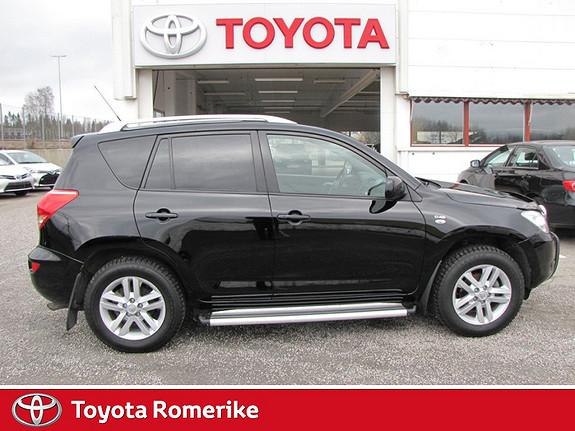 Toyota RAV4 2,2 D-4D 136hk DPF Cross Sport  2008, 93900 km, kr 207000,-