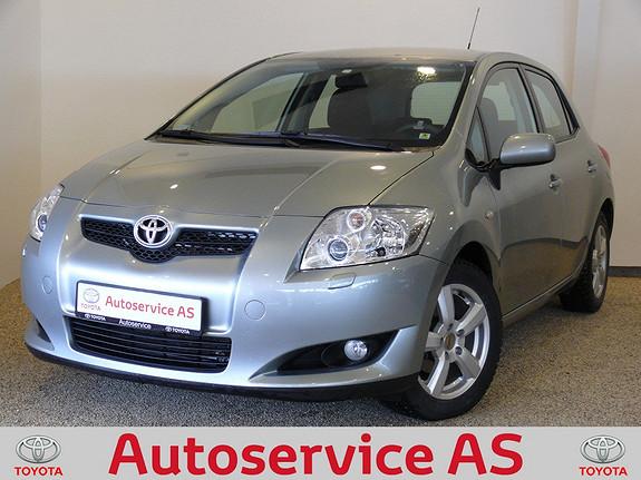Toyota Auris 1,33 Sol Stop&Start  2010, 56000 km, kr 179000,-