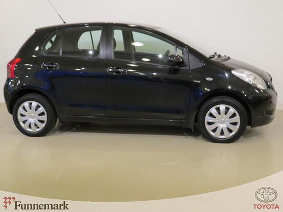 Toyota Yaris 1.4-90HK D-4D SOL 5-DØRS  2009, 73000 km, kr 115000,-