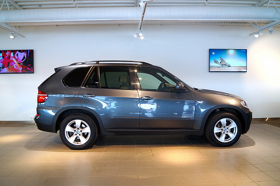 BMW X5 30da xDrive Bak.u/7s/ACC/SoftC/Head-Up  2010,