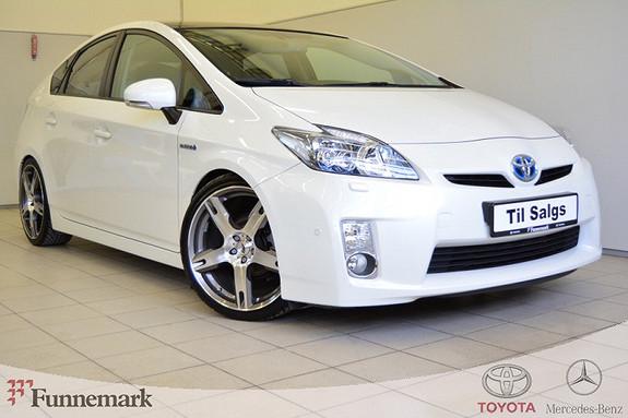 Toyota Prius 1,8 VVT-i Hybrid Executive NAVI/SOLCELLEGLASSTAK/LED +++  2010, 107000 km, kr 149000,-