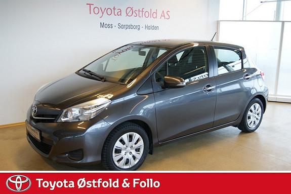 Toyota Yaris 1,0 Active navigasjon, ryggekamera  2013, 40157 km, kr 155000,-