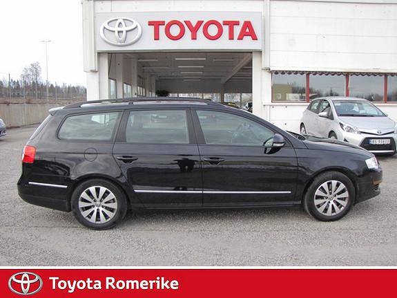 Volkswagen Passat 1,9 TDI BlueMotion  2008, 91600 km, kr 124000,-