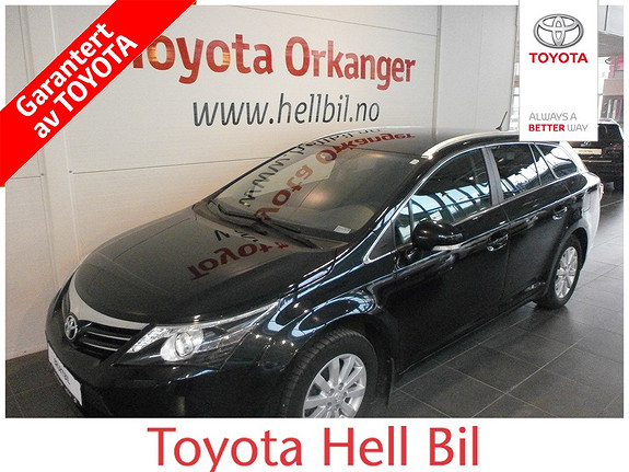 Toyota Avensis 2,0 D-4D 124hk Advance in Business  2012, 74 964 km, kr 239 900,-