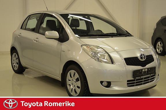 Toyota Yaris 1,4 D-4D Sol  2009, 88896 km, kr 114000,-