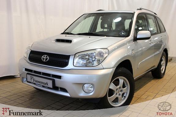 Toyota RAV4 D-4D Sport 4wd  2004, 182692 km, kr 99000,-