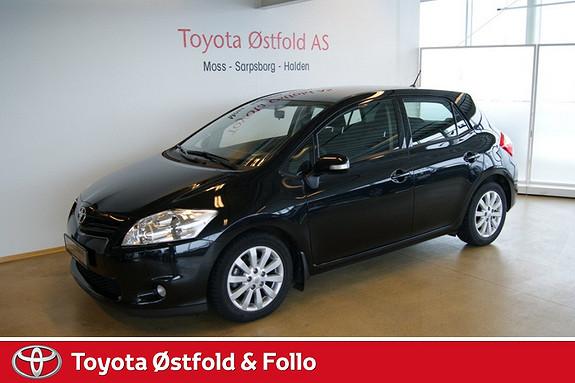 Toyota Auris 1,4 D-4D (DPF) Advance  2012, 33000 km, kr 179000,-