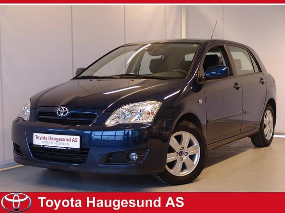 Toyota Corolla 1,6 Sol aut 1 eier, SE KM!!!! Autoklima, alu felger, setevarme ++  2006, 24000 km, kr 109000,-