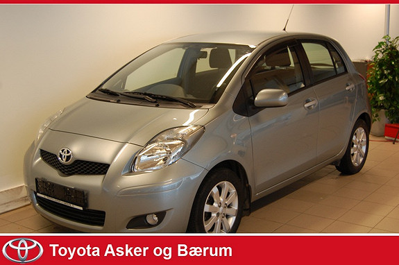 Toyota Yaris 1,33 Sol S&S  2010, 47000 km, kr 135000,-