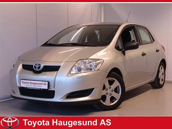 Toyota Auris 1,33 Sol Stop&Start Alu felger, setevarme, norsk bil  2009, 76344 km, kr 129000,-