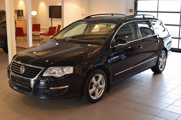 Volkswagen Passat 1,6 TDI 105 hk BlueMotion Meget pen bil med lav km.st  2010, 46500 km, kr 175000,-