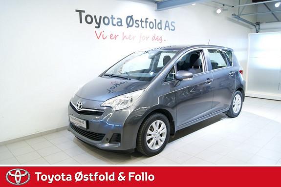 Toyota Verso-S 1,33 Dynamic S&S Multidrive S , TILHENGERFESTE,  2011, 21500 km, kr 178000,-