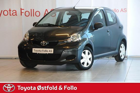 Toyota Aygo 1,0 5-d  2011, 40925 km, kr 87000,-