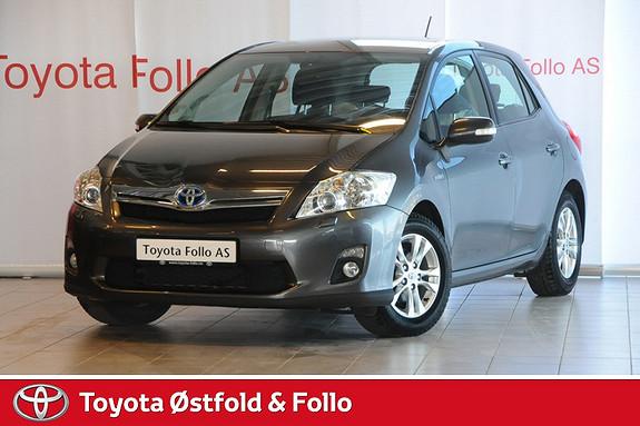 Toyota Auris 1,8 Hybrid Executive HSD  2012, 45669 km, kr 199000,-