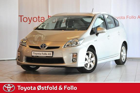 Toyota Prius 1,8 VVT-i Hybrid Advance  2011, 43075 km, kr 189000,-