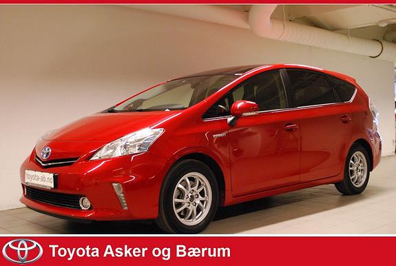 Toyota Prius 1,8 VVT-i Hybrid Executive  2012, 41700 km, kr 269000,-