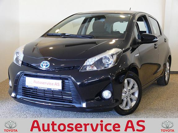 Toyota Yaris 1,5 Hybrid Active  2012, 40000 km, kr 189000,-