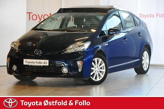 Toyota Prius 1,8 VVT-i Hybrid Premium  2012, 24370 km, kr 259000,-