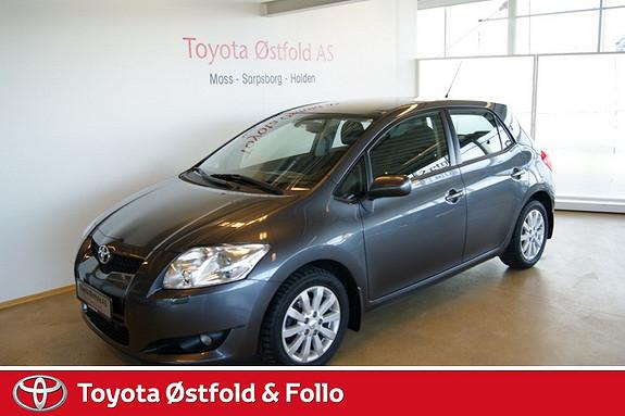 Toyota Auris 1,6 VVT-i Executive Multi Mode  2007, 93500 km, kr 119000,-