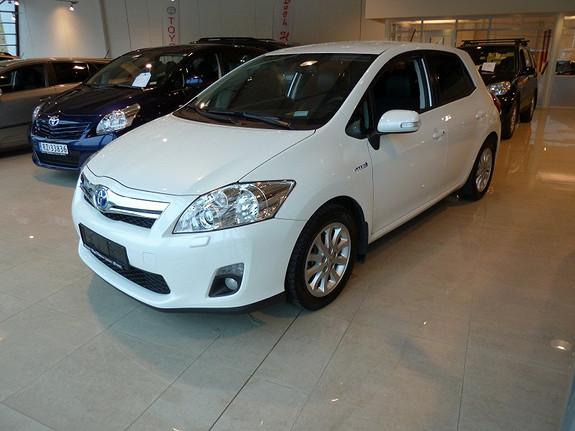 Toyota Auris 1.8 VVT-i Hybrid Premium 136 HK  2012, 21300 km, kr 215000,-