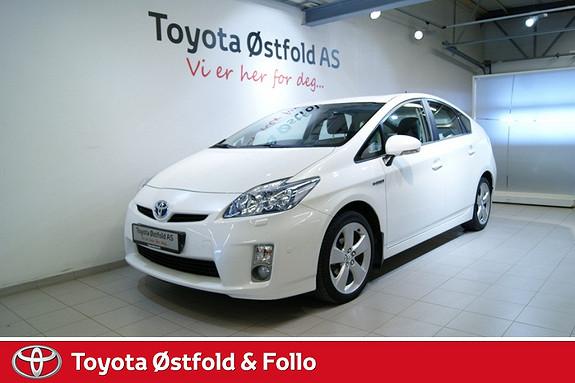 Toyota Prius 1,8 VVT-i Hybrid Executive , INNTIL 10 ÅRS HYBRIDBATTERIGARANTI, 136HK,  2011, 25500 km, kr 205000,-