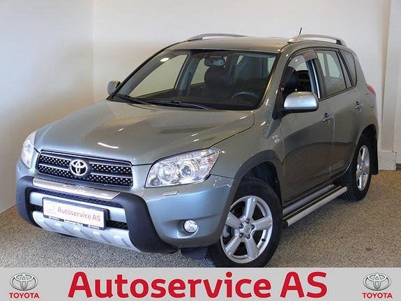 Toyota RAV4 2,2 D-4D 136hk DPF Executive  2007, 80000 km, kr 189000,-
