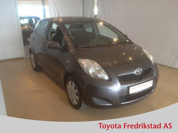 Toyota Yaris 1,0 PEN, LITEN BIL M/AC, R/CD  2009, 113500 km, kr 119000,-