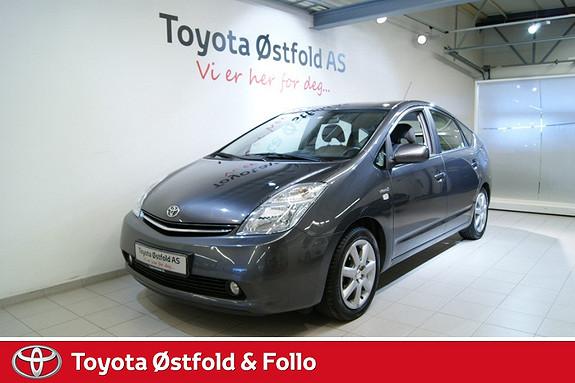 Toyota Prius 1,5 Executive Business , SKINN, NAVI, RYGGEKAMERA,  2007, 109800 km, kr 108000,-