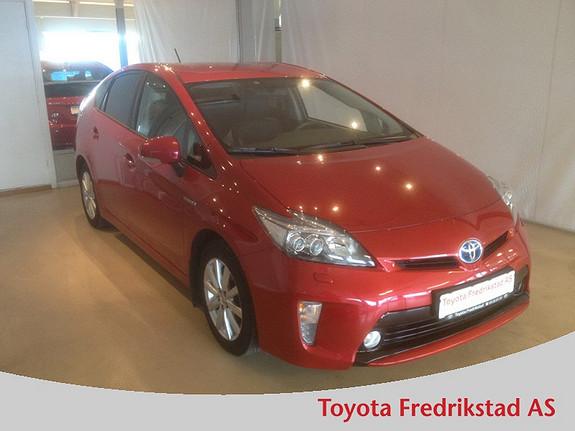 Toyota Prius 1,8 VVT-i Hybrid Advance MEGET PEN BIL, AUT.GEAR, NAVI, DELSKINN  2012, 57800 km, kr 199000,-