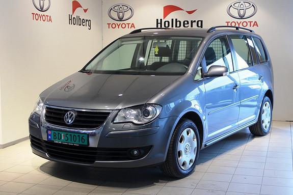 Volkswagen Touran 2.0 TDI 140hk Trendline varebil  - PDC, cruise, climatronic, xenon  2006, 158000 km, kr 89000,-