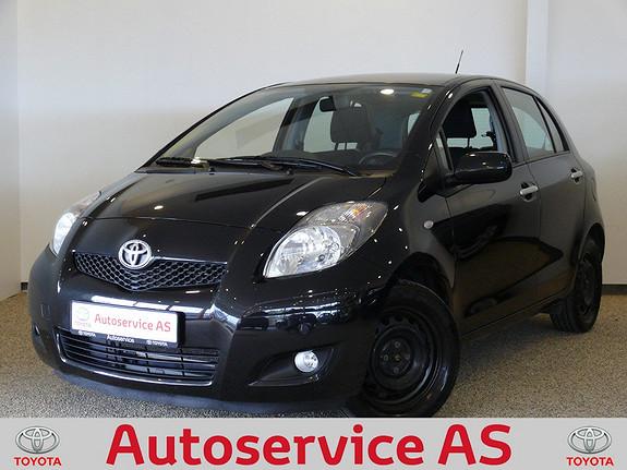 Toyota Yaris 1,33 S-Edition S&S  2011, 61000 km, kr 149000,-