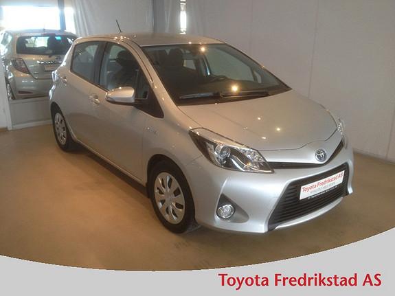 Toyota Yaris 1,5 Hybrid Active LITEN HYBRID/AUT.GEAR, NAVI/RYGGEKAMERA, KLIMA  2013, 47100 km, kr 179000,-