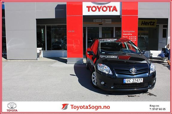 Toyota Auris D-4D Sol  2012, 33500 km, kr 175000,-