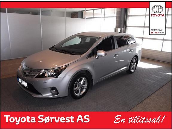 Toyota Avensis 1,8 147hk Advance Multidrive S  2012, 39900 km, kr 279000,-