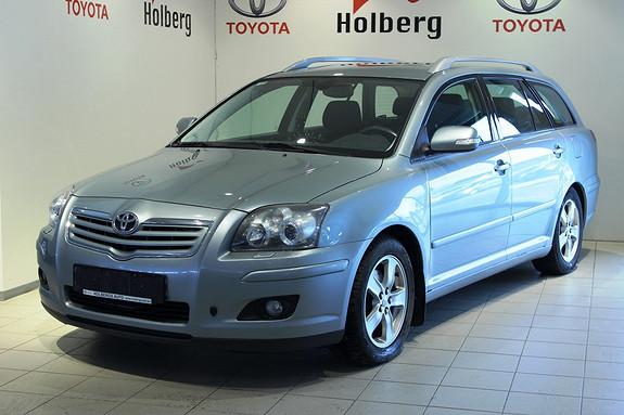 Toyota Avensis 2,0 D-4D DPF 126hk N-Tech Pluss - full servicehistorikk  2007, 148000 km, kr 119000,-